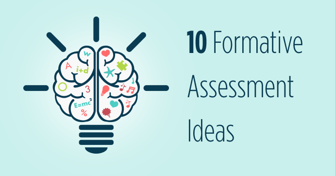10 Formative Assessment Ideas